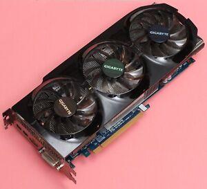 Gigabyte-ATI-Radeon-HD-7870-OC-PCI-E-X16-2GB-DDR3-Dual-DVI-HDMI-Mini-DP-WORKING