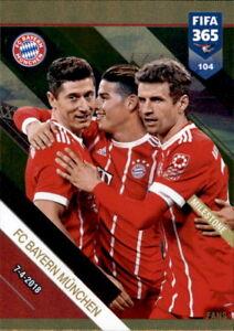Fifa-365-Cards-2019-104-FC-Bayern-Munchen-28-Times-German-Champion-Milestone