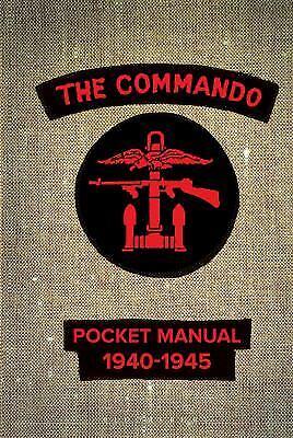 Commando Pocket Book : 1940-1945 Hardcover