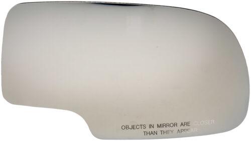 Door Mirror Glass Right Dorman 57058