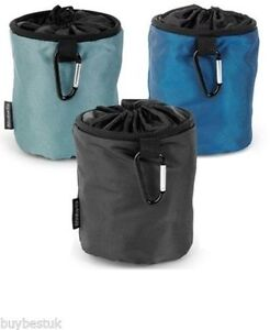 9db7b3e1df Brabantia Peg Carrier Holder Store Bag Blue Black or Mint x 1 only ...