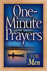 One-Minute Prayers for Men by Harvest House Publishers (Paperback, 2004)