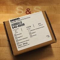 Siemens 540-650b Series 2000 Interactive Tec Room Sensor -