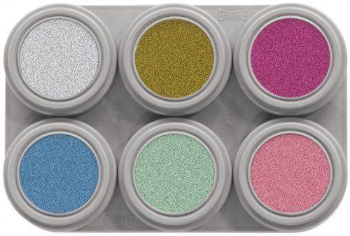 Grimas Water Make up Pearl Kinderschminke 6er Palette