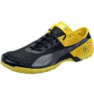 f12d54017409 PUMA FERRARI FUTURE CAT SUPER LT SF TRAINERS MENS MOTORSPORT F1 ...