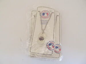 Minnesota Twins MLB Chain Necklace With Charm New With Tags Package of 25