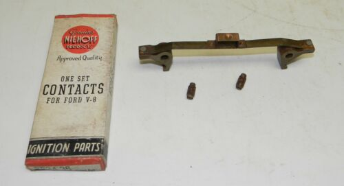 1932 1933 1934 1935 1936 FORD V8 Contact Point Set Niehoff FF34-35