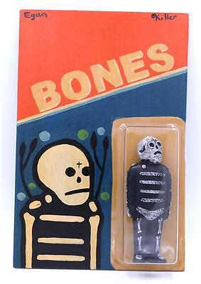 SDCC 2015 LUCKY  RESIN FIGURE MIKE EGAN HAND PAINTED LIMITED EDITION OF 20