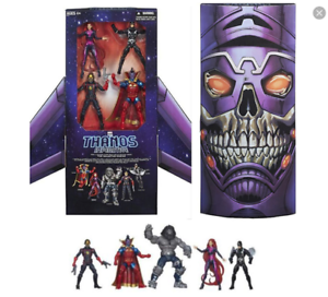 Marvel Legends Sdcc Exclusive Thanos Imperative Sealed Starlord Blastarr