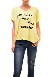 Rrp Women's Green S Shirt Authentic Bcf84 Romeo £67 Size Lost Wildfox Get HxnpzdwSqq