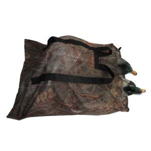 Hunting-Mesh-Decoy-Bag-27-034-x-35-034-Deep-Camouflage-Duck-Goose-Bird-Storage-Bag