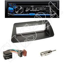 Kenwood KDC-300UV CD/USB Radio + Fiat Bravo-Blende schwarz + ISO Adapter+Antenne
