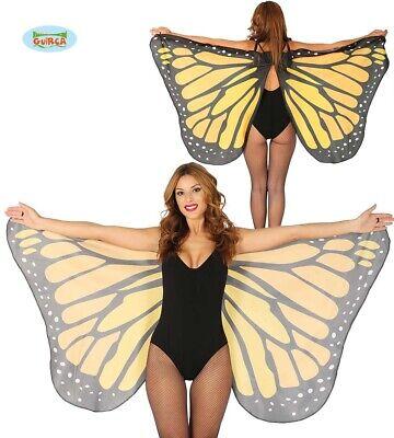 Costume Adulto Ali Di Farfalla Nuovo Fg.-