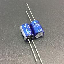 50pcs 3.3uF 50V 4x7mm Japan ELNA Audio Capacitor Yellow