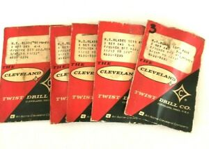 "NEW Cleveland Twist Drill Co Circular Mill Cutter Blade 5X1//16X1 C6 5/"""