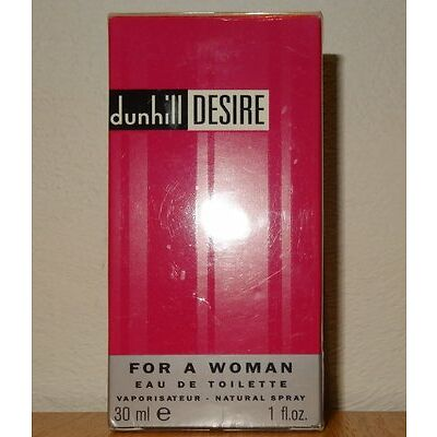 DUNHILL DESIRE FOR WOMAN EAU DE TOILETTE 30 ml / 50 ml