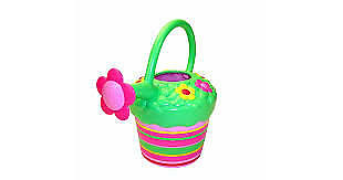 Melissa /& Doug Sunny Patch Blossom Bright Watering Can Kids Tools NEW FREE SHIP