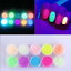 Luxury-Fluorescent-Neon-Luminous-Nail-Art-Powder-Glow-In-Dark-Acrylic-Pigment miniature 3