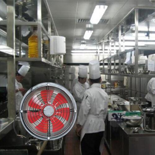 Industrieller kommerzieller an der Wand befestigter Decken Abluftventilator