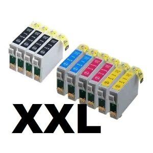 10x-DRUCKER-PATRONE-fuer-Epson-XP255-XP257-XP340-XP352-XP355-XP440-XP452-XP455