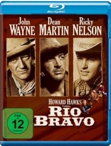 RIO-BRAVO-John-Wayne-Dean-Martin-Ricky-Nelson-Blu-ray-Disc-NEU-OVP