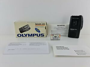 Olympus S701 micro cassette recorder ovp boxed
