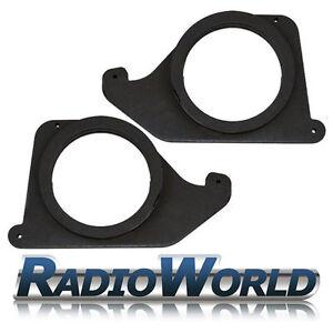 BMW-7-Series-e38-MDF-Front-Door-Speaker-Adaptors-Rings-Spacers