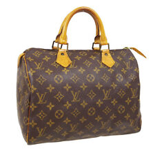 Louis Vuitton M41526 Speedy 30 Monogram Handbag