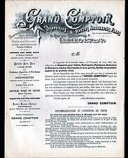 """ELBEUF (76) DRAPS & NOUVEAUTES / MODE """"GRAND COMPTOIR de DRAPERIES"""""""