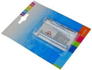 Intex inflatable swimming pool air mattress patch and glue kit vinyl repair pvc ebay - Kit reparation matelas gonflable intex ...