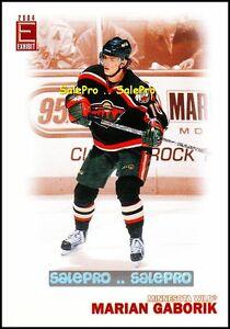 PACIFIC-EXHIBIT-2003-MARIAN-GABORIK-NHL-MINNESOTA-WILD-JUMBO-BOX-TOPPER-173