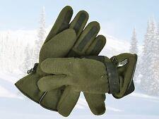 Lederbesatz  Handschuhe von SKOGEN Handschuhe Jagdhandschuhe