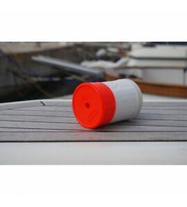 TUNA FLOAT LIGHT COMBI SMALL Rosso Fluo Galleggiante alta/' visibilita/'
