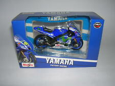 Maisto Yamaha YZR-M1 Moto GP MotoGP 2016 Valentino Rossi #46, 1:10