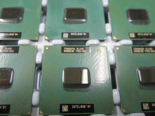 Intel RH80530NZ006256 Celeron Mobile 1.13GHz Socket 479 Processor SL642