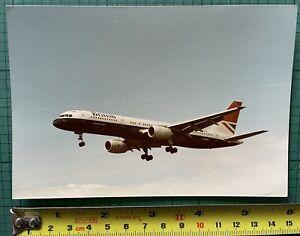 7 Boeing 757 colour photos