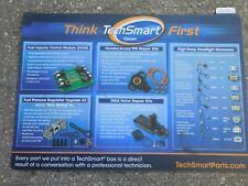 NAPA Auto Parts Store Counter Advertising Foam-Backed Mat Bosch Denso O2 Sensor