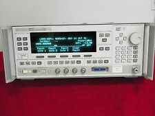 Agilent Hp 83624a Synthesized Sweeper 2 20ghz High Power Expired Nist Cal Cert