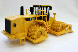 1-64-Scale-C-COOL-Soil-Compactor-Construction-Vehicle-Car-Model-Collection-Toys