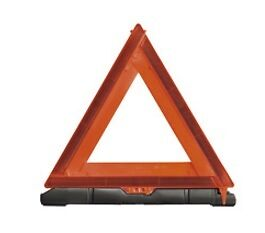 GENUINE JAGUAR WARNING TRIANGLE T2H7754
