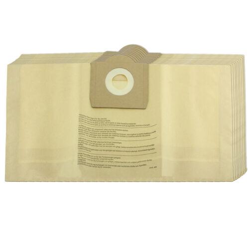 Dust Bags x 10 for GOBLIN AQUAVAC Vacuum Cleaner Freshener Tabs