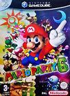 Mario Party 6 (Nintendo GameCube, 2005, DVD-Box)