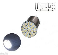 1 Ampoule P21W BA15s 22 LED Blanc Roulage Feux de jour Recul Diurne Veilleuses