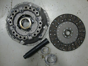 Details about 4600 5000 5700 6610 7000 7200 7600 7910 FORD TRACTOR CLUTCH  KIT 13