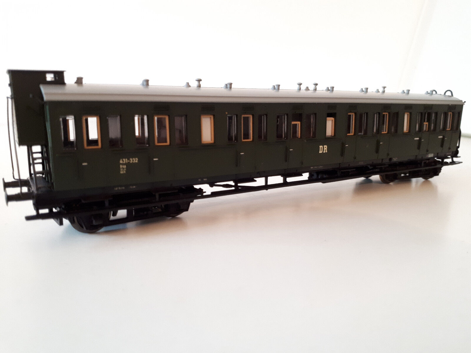 PIKO h0 vagoni DR DDR 431-332