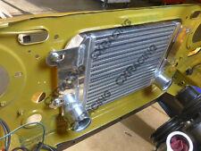 CX Intercooler For Nissan Datsun 510 SR20DET KA24DE 13B Fits Inside Front Panel