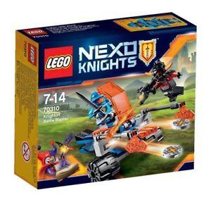 LEGO-NEXO-KNIGHTS-70310-Knighton-Scheiben-Werfer-NEU-OVP
