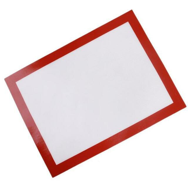 Heat Resistant Silicone Baking Mat Kitchen Bakeware Pastry Liner Sheet Tool - LD