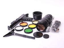 PHOTO SNIPER Rifle TAIR-3S Lens Set Of Accessories Photosniper MINT