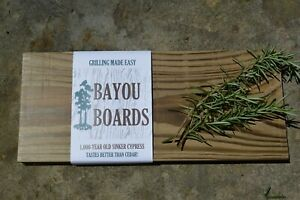 Bayou-Boards-Cypress-Grilling-Planks-for-fish-meat-or-vegetarian-options